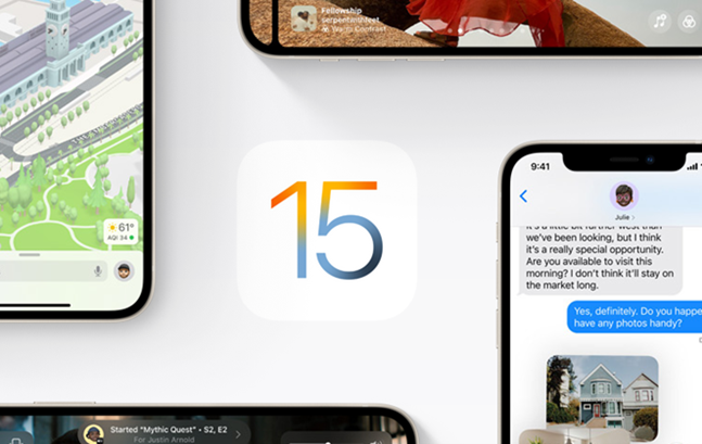 Apple iOS Apple iOS 15 Apple iOS 15 #Apple #iOS #AppleiOS #iOS15 #AppleiOS15 Tipps Tricks Ratg...png