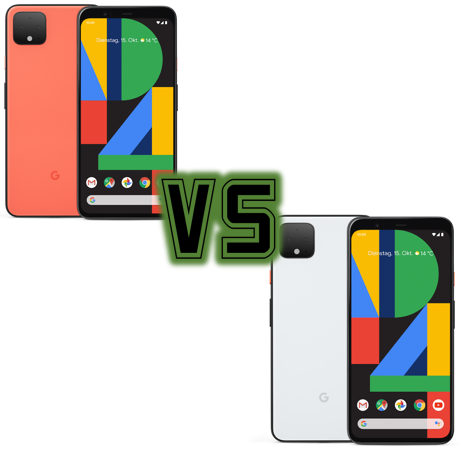 Google,Pixel 4,Pixel 4 XL,Unterschiede,Gemeinskeiten,Besonderheiten,Pixel 4 XL oder Pixel 4 ,P...png