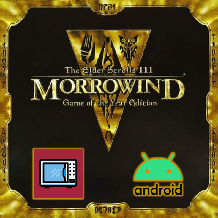 The Elder Scrolls,Morrowind,Morrowind für Android,Morrowind for Android,OMW,APK,App,OMW für An...png