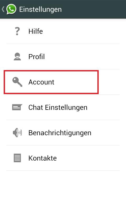 Zuletzt online ausschalten whatsapp android