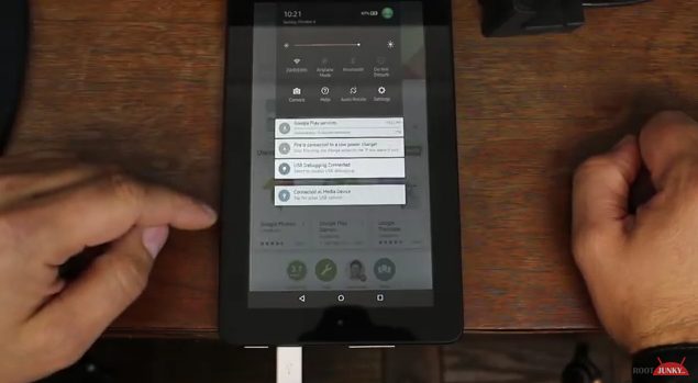 Fire Tablet Werbung Entfernen