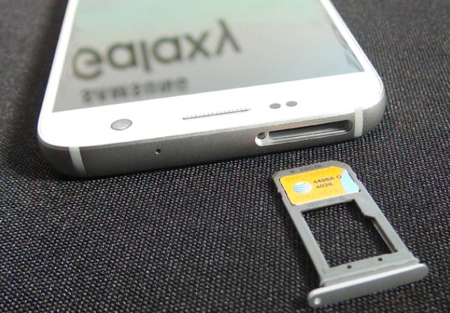 Samsung Galaxy S6 Edge Sim Karte Einlegen.Samsung Galaxy S7 Sim Karte Entfernen
