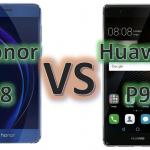 Honor 8 vs Huawei P9 – Gute Konkurrenz aus eigenem Haus oder billiger Abklatsch