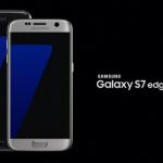 Samsung Galaxy S7 (Edge) Displayinhalt vergrößert dargestellt mit Rahmen in Orange - Was tun?