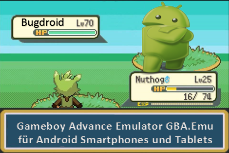 gba emulator and roms for android