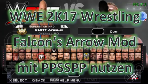 wwe 2k17 psp iso save data download