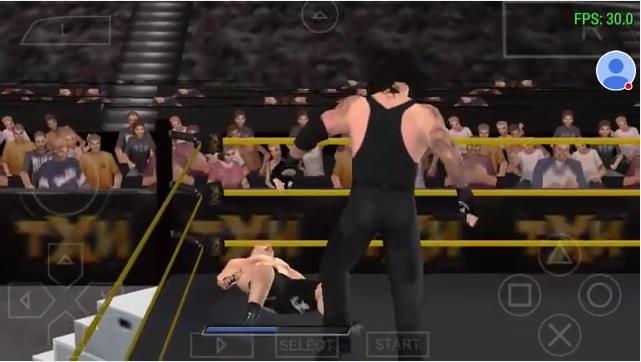 WWE 2K17 Wrestling Mod für PSP auf Android, iOS und Windows 10 mit