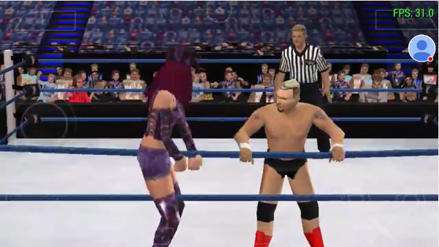 WWE 2K17 Wrestling Mod für PSP auf Android, iOS und Windows