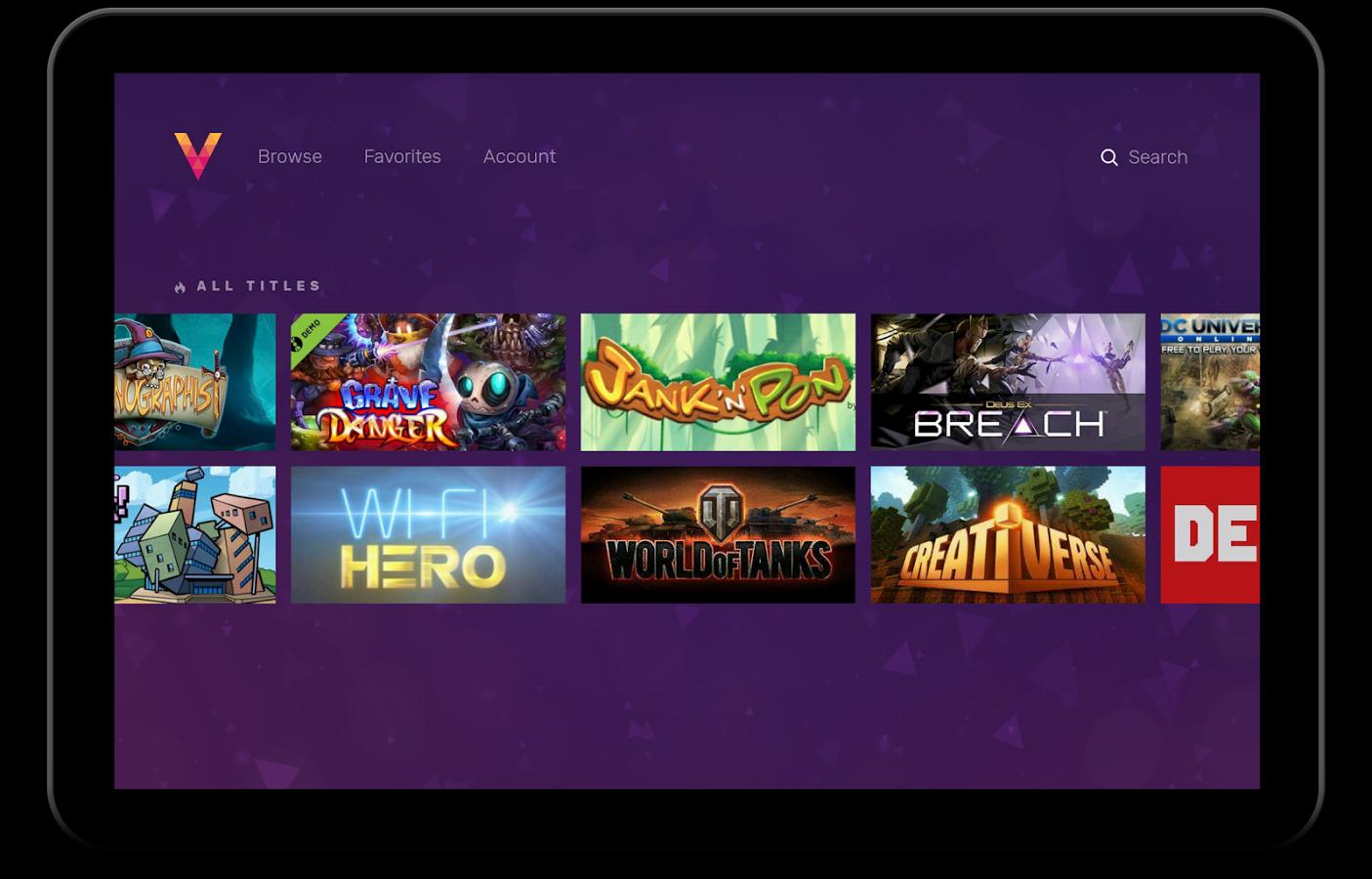 Vortex Cloud Gaming bringt PC Spiele ganz ohne PC auf