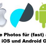 Live Photos auf allen iPhones und (fast) Android Geräten – Live Photos für Alle mit Motion Stills