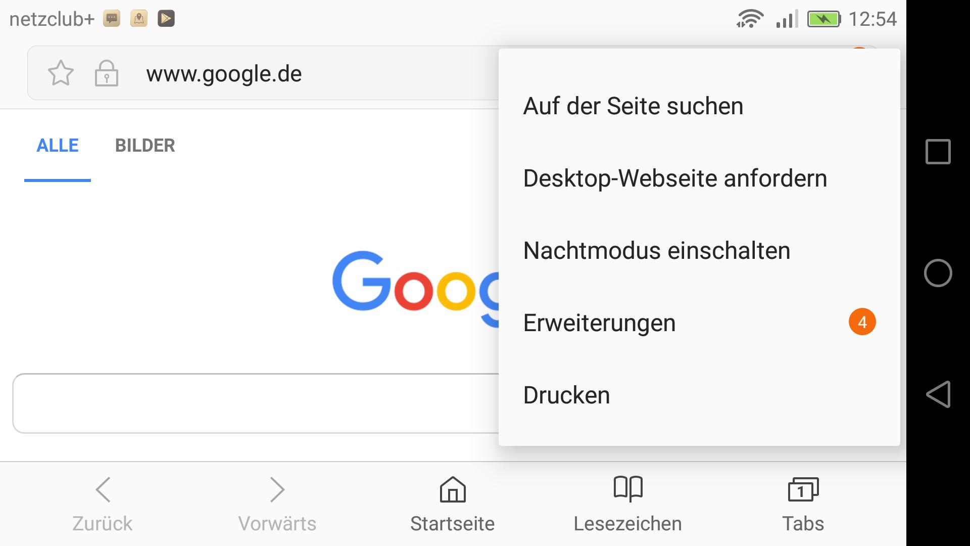 Samsung Browser Deaktivieren