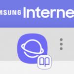 Samsung Galaxy S8 (Plus) Samsung Internet Browser Schnellmenü aktivieren oder deaktivieren
