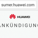 Huawei ID wird an Aspiegel Irland übertragen - Fake oder kein Fake? Das müssen User machen!