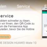 Huawei Mate 10 Pro HiCare Fernservice installieren und aktivieren - So funktioniert es!