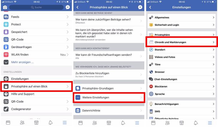 Android: Ortungsdienste deaktivieren/aktivieren