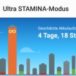 Sony Xperia XZ2 (Compact) STAMINA-Modus und Ultra STAMINA-Modus aktivieren - So geht es!