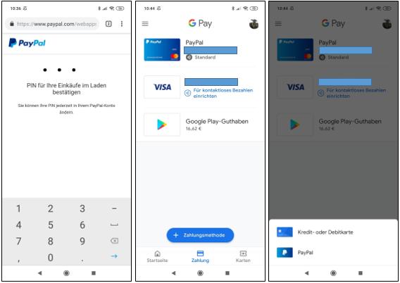 Paypal Zahlung Freigeben