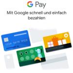 Google Pay einrichten und Google Pay mit PayPal oder Kreditkarte nutzen - So einfach geht es!