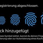 OnePlus 6 Fingerabdruckscanner einrichten oder neuen Fingerabdruck hinzufügen - So geht's!