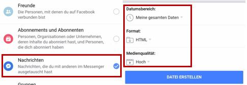 FacebookMessengerChatChatsVerlaufGesprächsverlaufexportierensichernspeicherndruckenwei-3.png