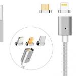 Magnetische USB-Ladekabel für Smartphones - Vorteile und Nachteile magnetischer USB-Kabel