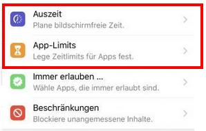 AppleiOS12iPhoneXXsMaxXrBildschirmzeitAppAppsAnwendungAnwendungenSpielSpieleGames-1.png