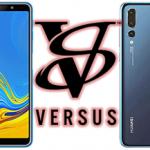 Samsung Galaxy A7 (2018) VS Huawei P20 Pro - Kampf der Triple Kameras in zwei Preisklassen