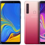 Samsung Galaxy A9 (2018) Smart View aktivieren und Bildschirminhalt auf externem Display spiegeln