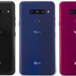 LG V40 ThinQ Triple Vorschau der Hauptkamera nutzen um bessere Motive zu wählen