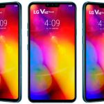 LG V40 ThinQ Notch ausblenden über Einstellungen oder zusätzliche App - So wird es gemacht!