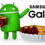 Samsung Galaxy Android 9.0 Pie Roadmap zeigt neue und teilweise frühere Termine für Release