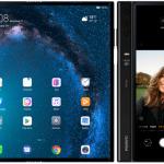 Huawei Mate X Selfies aufnehmen - So macht man Selfies ohne echte Frontkamera mit dem Mate X