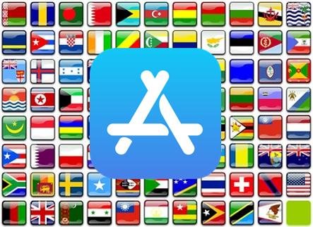 AppleiOSiPhoneiPadiPodTouchiTunesAppStoreAppStoreApp-StoreLandContryLänderCountrie.png