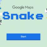 Google Maps Snake spielen - So spielt man Snake als Google Easter Egg in Google Maps