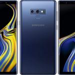 Samsung Galaxy Note 9 (Pie) Blitzlicht-Benachrichtigung aktivieren für Blitz oder Seitenlicht
