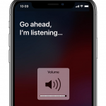 Siri - so ändert ihr die Lautstärke der Sprachausgabe
