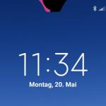 Android Smartphone Notch mit grafischer Akkuanzeige hinterlegen - So geht es mit Notch Pie!