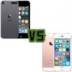 Apple iPod Touch 2019 oder Apple iPhone SE - Lieber den neuen iPod Touch oder das alte iPhone?