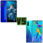 Honor 20 oder Huawei P30 - Unterschiede und Gemeinsamkeiten beim Huawei P30 und Honor 20