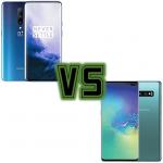 OnePlus 7 Pro oder Samsung Galaxy S10 Plus - Ist OnePlus auch hier noch ein Flaggschiffkiller?