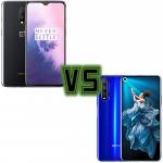 OnePlus 7 gegen Honor 20 - Wer ist der besserer Flaggschiffkiller? OnePlus 7 oder Honor 20?