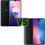OnePlus 7 oder Xiaomi Mi 9 - Wer ist der echte Flaggschiffkiller hier? OnePlus oder Xiaomi?