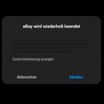 Android Fehlermeldung App wird wiederholt beendet oder App wurde beendet beseitigen - Das hilft!