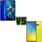 Honor 20 oder Samsung Galaxy S10e - Bietet Samsung oder Honor mehr High-End für ca. 500 Euro?