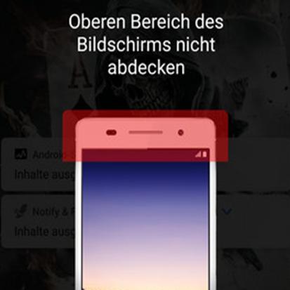 HuaweiSmartphoneAndroidFehlerFehlermeldungTaschenmodusTouchschutzOberen-Bereich-des-Bildschirms-nicht-abdeckenDisplayScreenBildschirmIntelligente-Unterstüzungaktivierendeaktivieren.png