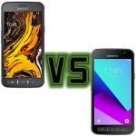 Samsung Galaxy Xcover 4s oder Samsung Galaxy Xcover 4 - Lohnt sich das Update für Outdoor-Fans?
