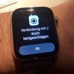 Apple Watch: Apple deaktiviert das Walkie-Talkie wegen Sicherheitslücke