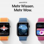 watchOS 6 - Trinkgeld mit der Apple Watch berechnen