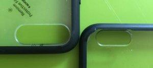 Das neue Spigen iPhone7 Plus - 1.6 Kamera Öffnung.JPG